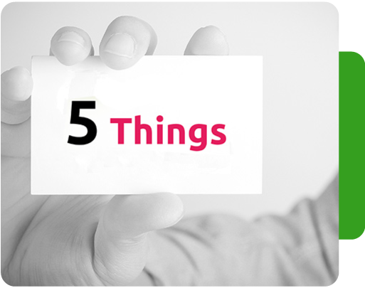 Top 5 things to keep in mind while implementing an ERP